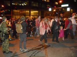 Phoenix Comic Con 2013 Zombies! by Katidid1992