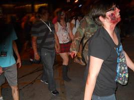 Phoenix Comic Con 2013 Living Dead by Katidid1992