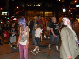 Phoenix Comic Con 2013 Undead Walk by Katidid1992