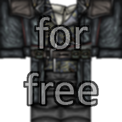 Free Trench Coat (template in description) by TheSacredToaster