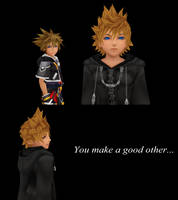 [MMD] You make a good other... by Otzipai-Art