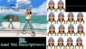 [MMD] Riku DDD!!! - DL by Otzipai-Art
