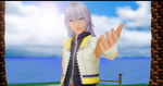 [MMD] Update: Riku KHII DDD - DL!!! by Otzipai-Art