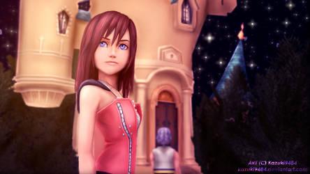[MMD] Kairi KH2 (cutscene) - DL! by Otzipai-Art