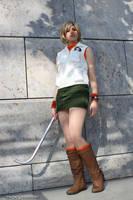 Heather Mason Silent Hill III by wynn-aura