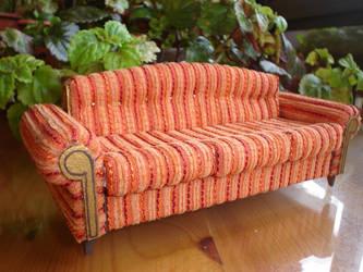 Mini sofa by joanita1979