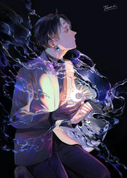 Chrollo by Taro-K