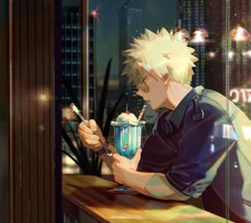 Summer night by Taro-K