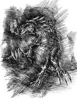 Harziyax - Ink by JoJoBynxFwee