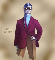 Van Renard - Suit by JoJoBynxFwee