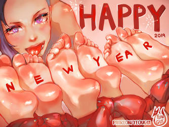 Happy New Year! by Yeougui
