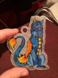 Killswitch Shrinky Dink by Linden-Furaito