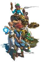 Chrono Phase 1 by RadicalDreamerX