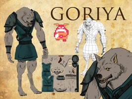 Goriya 3d zelda 1 by wallmasterr