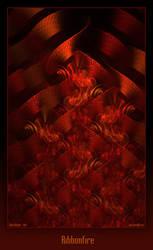 Ribbonfire by Rohan-Skellams