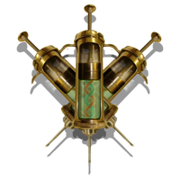 Steampunk Antivirus Icon Mk 3 by pendragon1966
