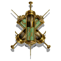 Steampunk Antivirus Icon Mk 4 by pendragon1966