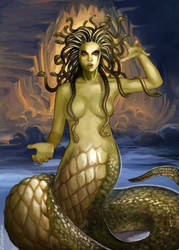 Medusa by Evolvana
