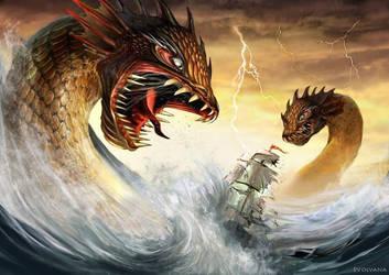 Hydra by Evolvana