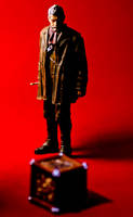 Doctor Who: The War Doctor by Batced