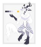 Marbled Prophet - Hybrid Vernid Auction [CLOSED] by Chewyena