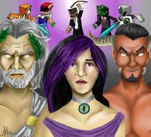 Gods of Mianite by chaos-walking59