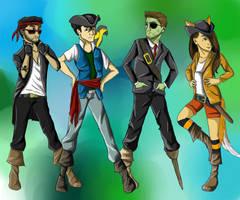 Mianite Pirates! by chaos-walking59