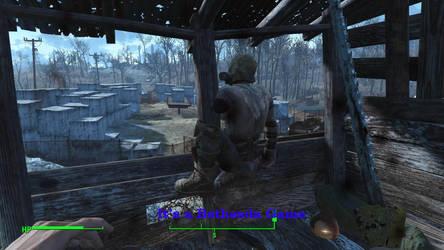 Fallout 4... by NaruZeldaMaster