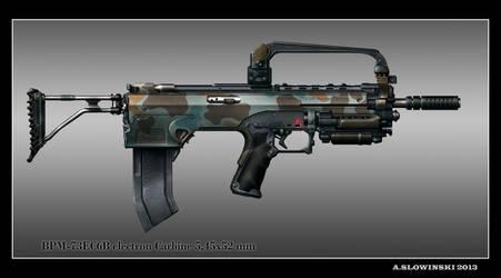 BPM-73EC6B Carbine by BlackDonner