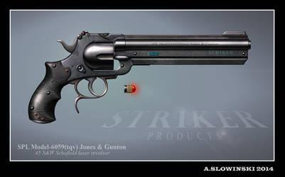 SPL Model-6059tqv Jones and Gunton by BlackDonner