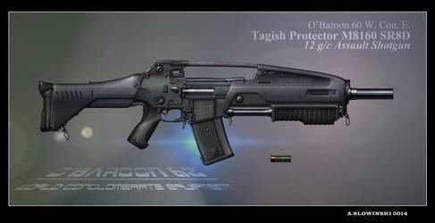 Tagish Protector M8160 SR8D by BlackDonner