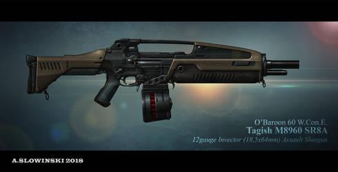 Tagish M8960 SR8A by BlackDonner