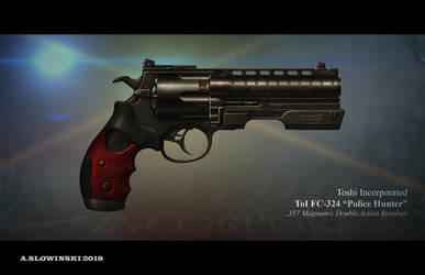 ToI FC-324 Police Hunter by BlackDonner