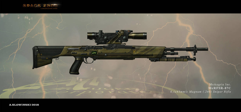 McRFSR-87C by BlackDonner