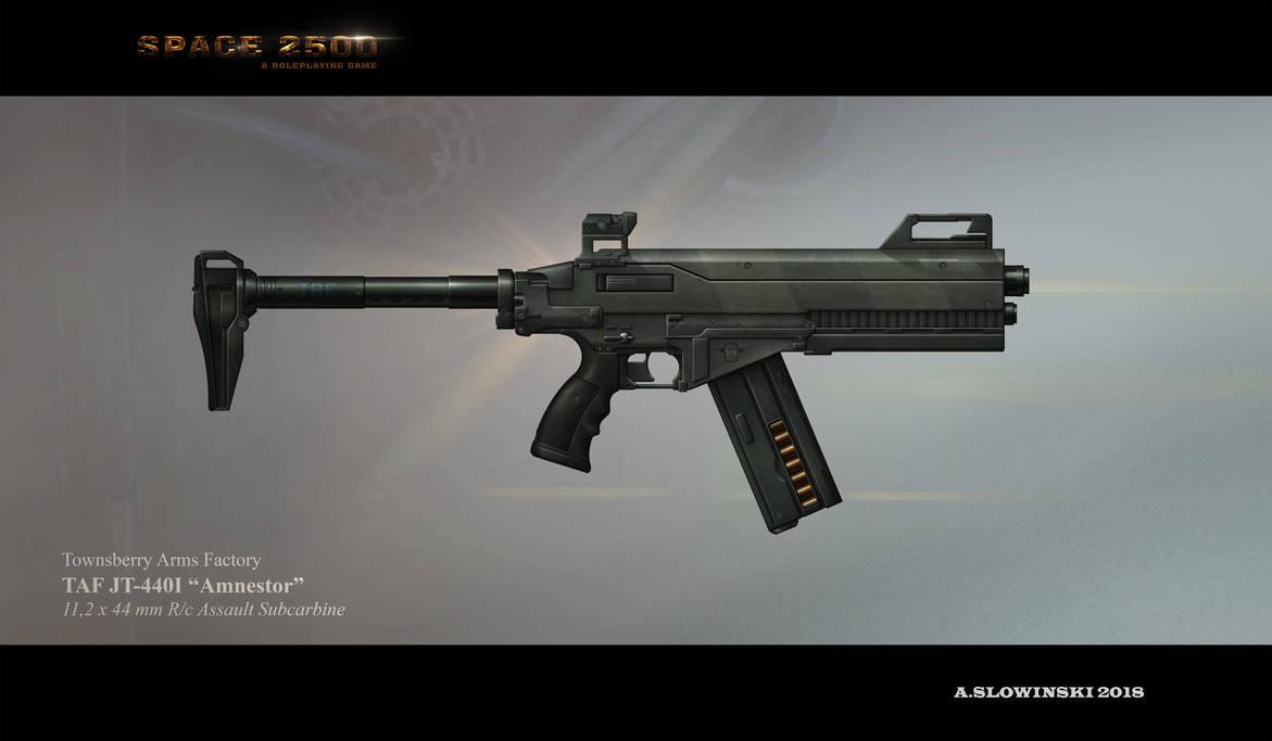 TAF JT-440I Amnestor by BlackDonner