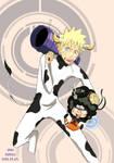 Kimi wa Lambo Boku wa Naruto by Dodus-Taichou