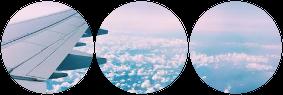 Plane Clouds F2U 3 by pixelvibe