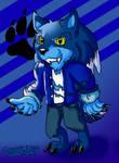 Were-Sonic's New Threads by MsLunarUmbreon