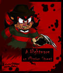 A Nightmare on Mission Street by MsLunarUmbreon