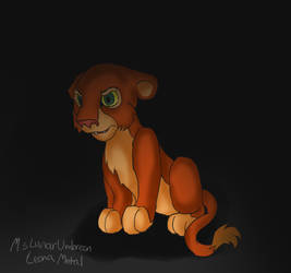 Chafu the False Princess by MsLunarUmbreon