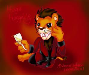 Hugh Huggable by MsLunarUmbreon