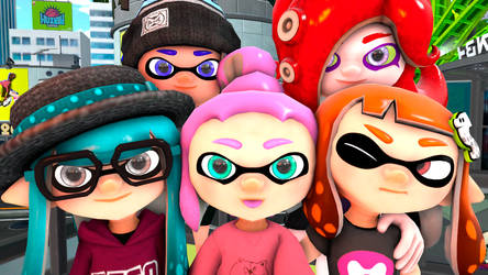 Selfie! by Michelle-the-inkling