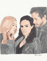 Lauren, Bo, and Dyson by jessemitchell20
