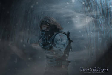 The Winter Soldier by DrowningByDegrees