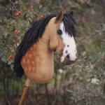 Hobbyhorse 'Hugo' by Eponi-hobbyhorses