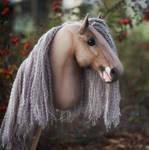 Hobbyhorse 'Usve' by Eponi-hobbyhorses