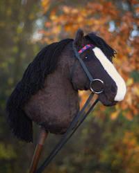 Hobbyhorse 'Bulwark' by Eponi-hobbyhorses