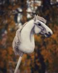 Hobbyhorse 'Misty' by Eponi-hobbyhorses