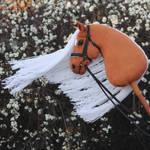Hobbyhorse 'Solas' by Eponi-hobbyhorses
