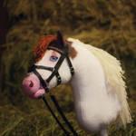Hobbyhorse 'Quinn' by Eponi-hobbyhorses